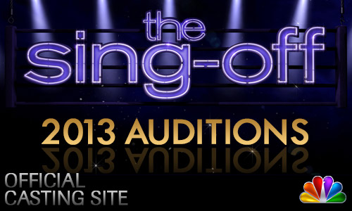 NBC's The Sing-Off is BACK! - Official Casting Site